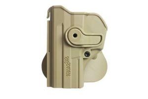 IMI Holster Pour SP2022 / P226 / P228 (TAN / Gaucher)