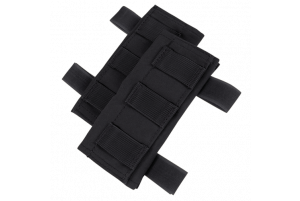 Condor Lot De 2 Shoulder Pad (Noir)