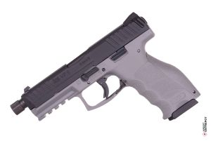 Umarex H&K VP9 Tactical Deluxe GBB (Gray)
