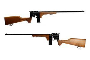 WE M712 Carabine GBB (Noir)