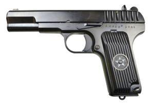 WE TT33 GBB (Noir)