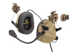 Earmor Headset M32H Mod 3 pour FAST - CB