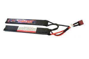 Kypom Batterie LiPo 7,4V 1200mAh 25C (Deans Large) Sopmod