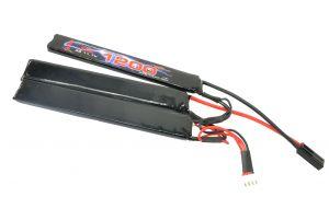Kypom Batterie LiPo 11,1V 1200mAh 25C (Tamiya Mini) Sopmod