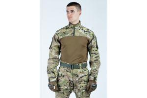 Giena Tactics Combat Shirt (Type 1) - Multicam