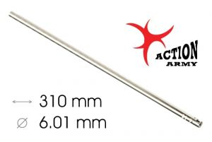 AAC Canon De Précision AEG/GBBR WE 6,01mm x 310mm