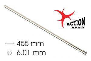 AAC Canon De Précision AEG/GBBR WE 6,01mm x 455mm