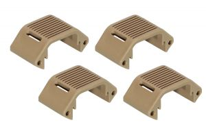 Amoeba Sections Plates Pour Garde-Main Modulaire (DE)