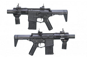 Amoeba M4 Honey Badger AM-015 AEG (Noir)