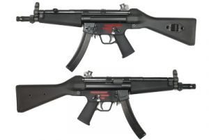 WE SMG5A4 Apache (A2) GBBR