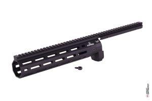 Amoeba Garde-main CNC pour AS-01 Striker (BK)
