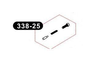ASG Pièce 25-338 Pour ASW338LM