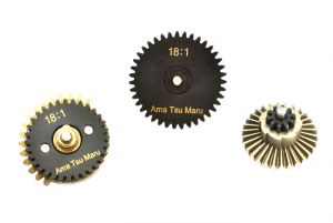 ATM Xtra Precision Engrenages Torque Polyvalents 18:1 (Gen.2)