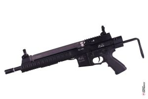AY AR-57 Crosse Squelette AEG (Noir)