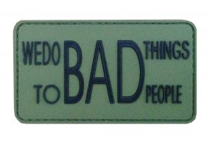 Patch We Do Bad Things OD
