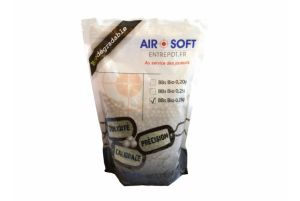 Airsoft Entrepot Billes Bio 0,28g (1kg)