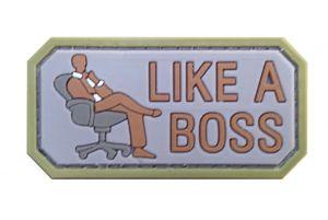 Patch Like A Boss Multicam