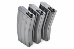 VFC Box 3 chargeurs 120BBs pour M4 (gris)
