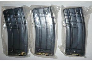 VFC Box 3 chargeurs 120BBs pour  MK16-L (noir)