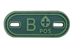 Patch B Pos OD