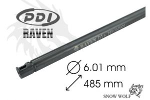PDI Raven Canon De Précision M24 Snow Wolf 6,01+mm x 485mm