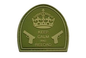 Patch Keep Calm And Reload OD