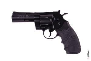 "Colt Revolver Python 4"" CO2 (BK)"