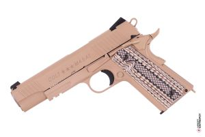 Colt M45A1 GBB (CO2 / Tan)