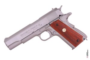 Colt 1911 MKIV Series 70 GBB (CO2 / Inox)