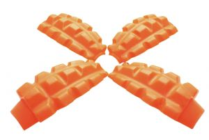 Deep Fire Coques pour Grenade MKII (Orange)