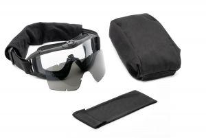 Revision Eyewear Desert Locust Ventilées Noir (Kit Essential)
