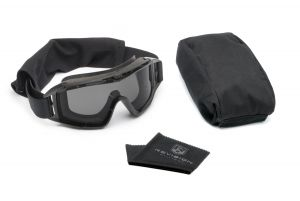 Revision Eyewear Desert Locust Thermal Black (Kit Essential)