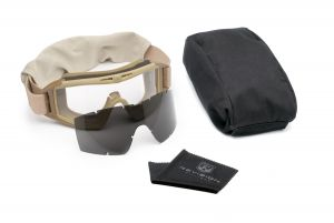 Revision Eyewear Desert Locust Tan (Kit Essential)