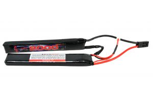 Kypom Batterie LiPo 7,4V 2000mAh 25C (Tamiya Mini) Sopmod