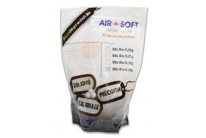 Billes BIO Airsoft Entrepot 0,30g - 1kg