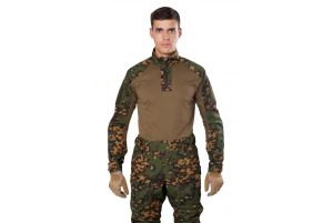 Giena Tactics Combat Shirt Raptor - SS Summer