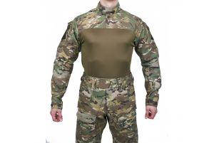 Giena Tactics Combat Shirt Defender - Multicam