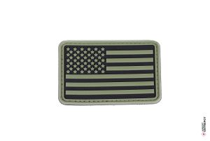 Patch PVC Drapeau USA (OD)