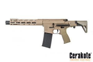 Evolution Airsoft M4 Lone Star EVO Ultra Lite Pistol PDW AEG (DE)