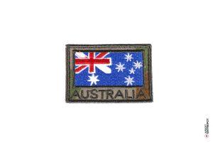 Patch Brodé Drapeau Australie