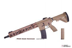 """E&C AR4168 DEVGRU AEG 14.5"""" (DE)"""