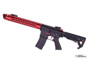 E&C M4 Lepoard AEG Longue (Rouge)