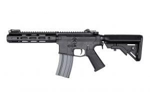 E&L M4 MUR Custom Pistol Platinum AEG (Noir)
