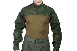 Giena Tactics Combat Shirt (Type 1) - Digital Flora