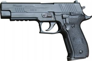 Sig Sauer P226 X-Five GBB (CO2 / Noir)
