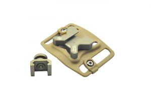 FMA Weaponlink Attache Ceinture - Tan