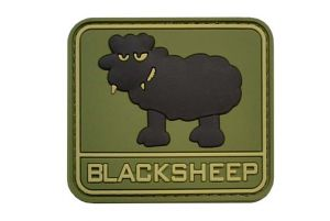 Patch Black Sheep