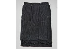 Flyye Triple SMG5 Mag Pouch (Noir)