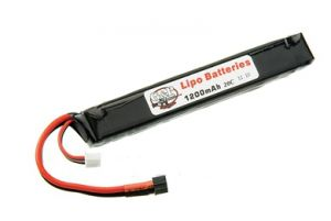 G&P Batterie LiPo 11,1V 1200mAh 30C (Deans Mini)