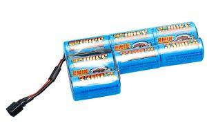 G&P Batterie NiMh 8,4V 3300mAh (Deans Large) M14 DMR